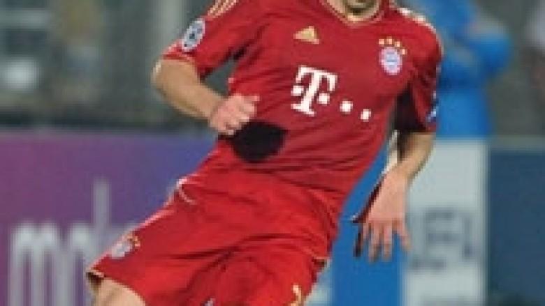 Ribery: Shënuam gola të rëndësishëm