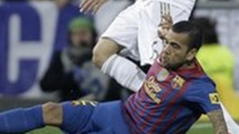 Alves: Sevilla na e bëri të vështirë