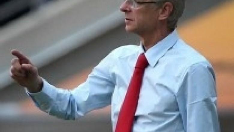 Wenger: Do të përfundojmë mbi Tottenhmain