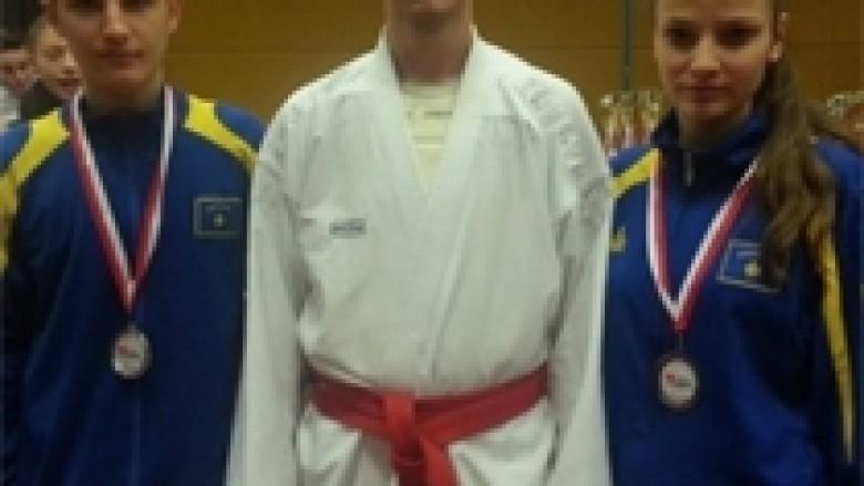 """Katër medalje për karateistët kosovarë në """"Swiss Open 2013"""""""