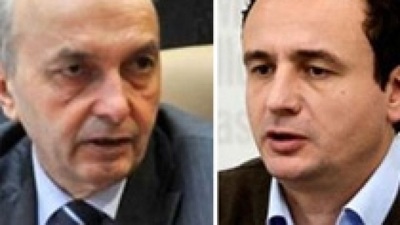 LDK dhe Vetëvendosje, bllok të përbashkët opozitar