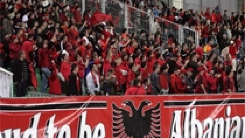 Shqipëria nëpërkëmb Lituaninë