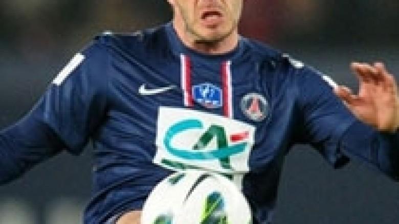 Beckham të fitojë kontratë të re te PSG?