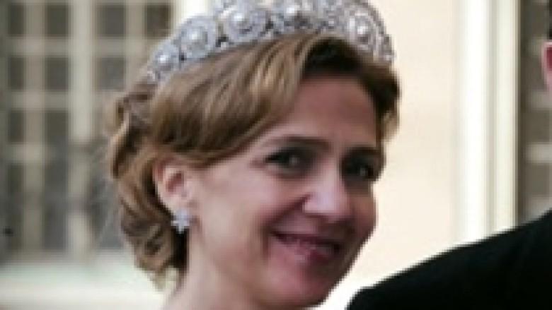 Princesha spanjolle hetohet për korrupsion