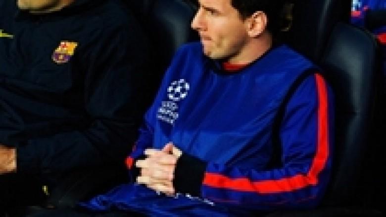 Tito: Messi nuk ishte i lënduar