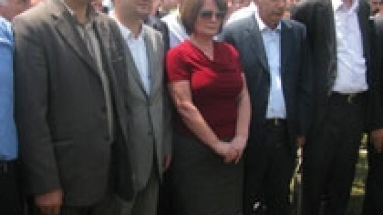 U përkujtua masakra në Burgun e Dubravës
