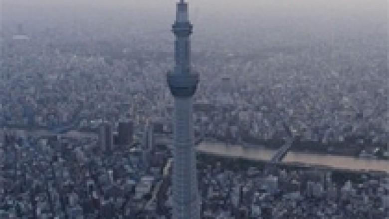 Kulla më e lartë në botë hap dyert për vizitorët