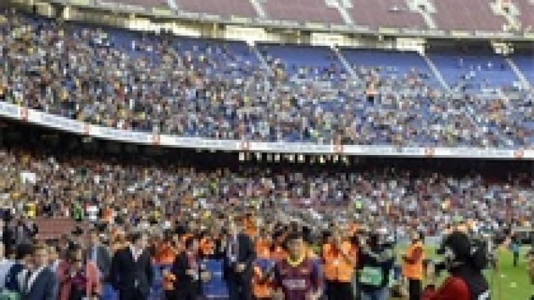 Zemra ime e zgjodhi Barcelonën