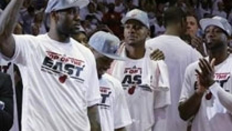 NBA: Miami në finale