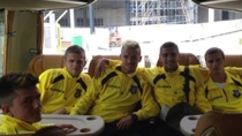 """Kosova U20 merr pjesë në turneun ndërkombëtar """"Valais Youth Cup"""""""