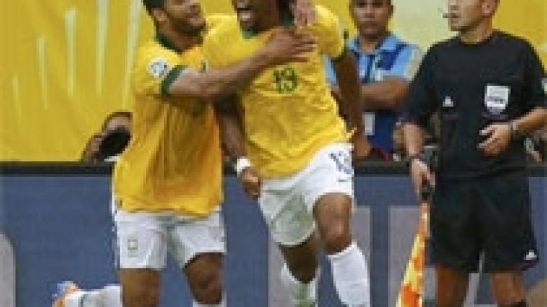 Brazili fiton dramën