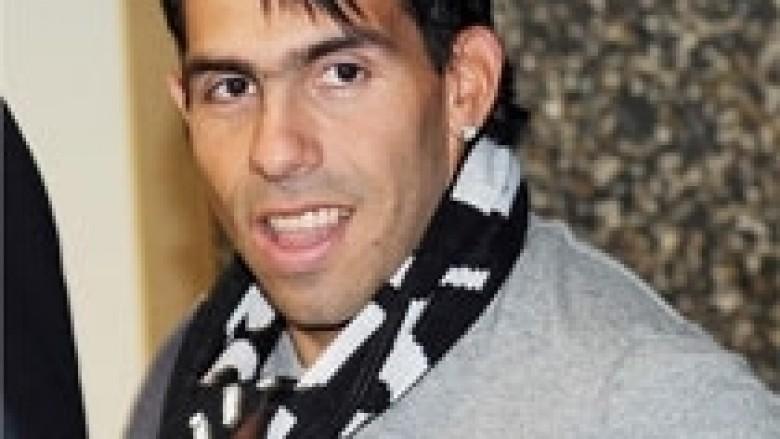 Tevez meriton numrin 10 te Juventusi, thotë Mancini