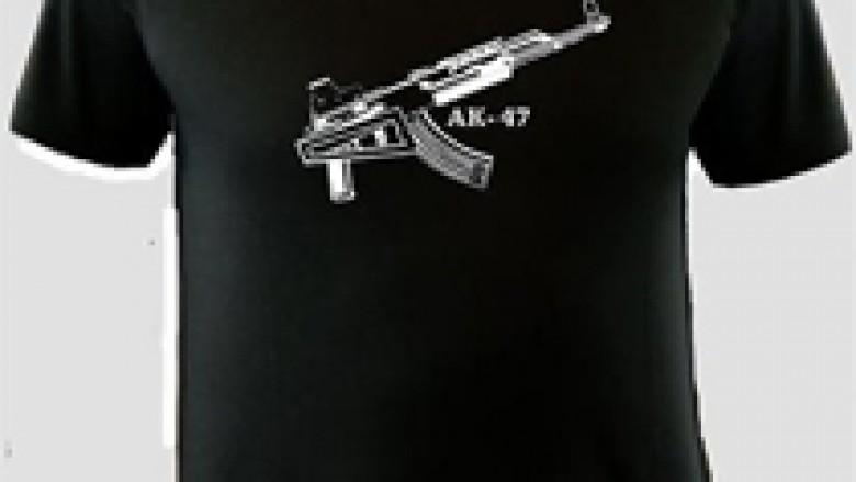 """""""Kalashnikov"""" do të prodhojë ombrella dhe bluza"""