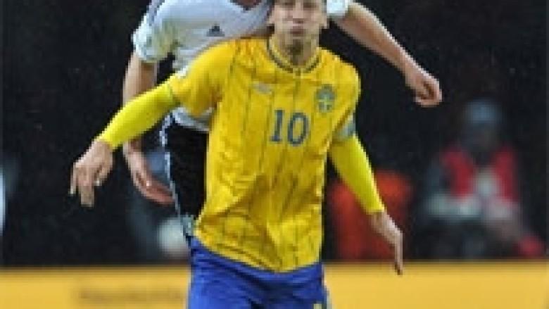 Goleadë në ndeshjen Gjermani-Suedi (Video)