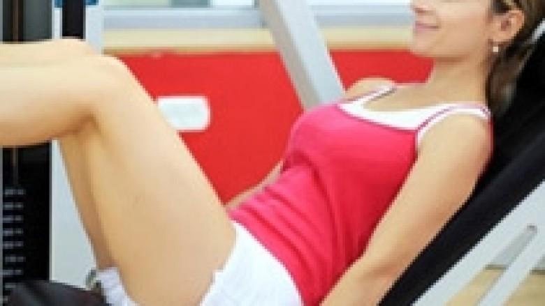 Ushtrimet më të mira për këmbë dhe vithe të forta