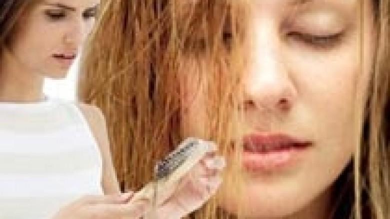 Rënia e flokëve