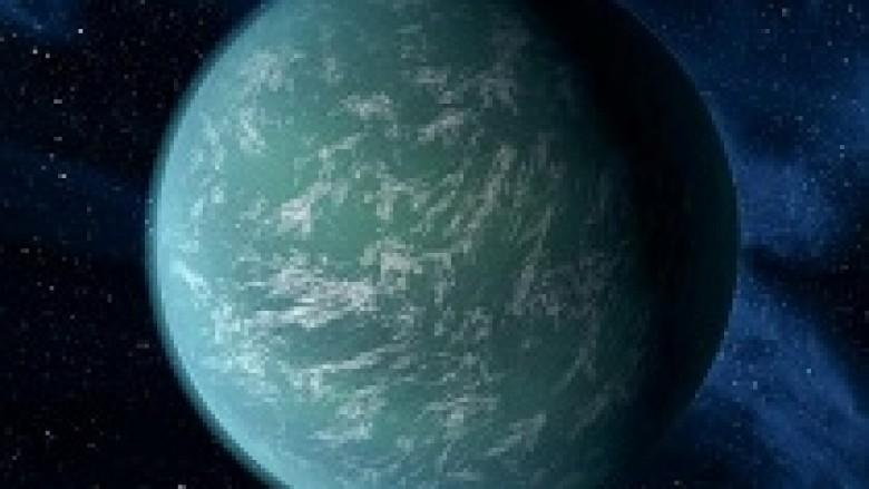Super-Toka, planeti i ri për njerëzit!