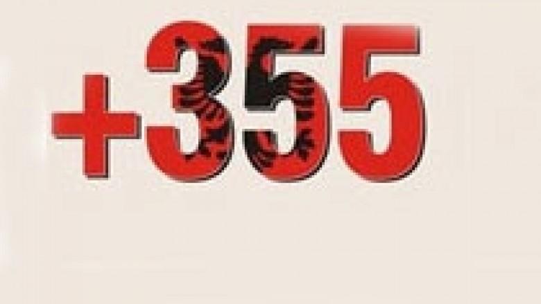E harrojnë kodin +355