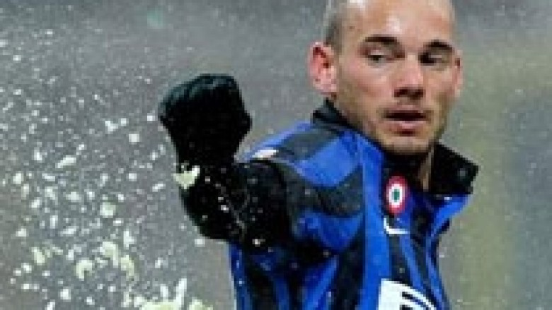 PSG fillon negociatat për Sneijder