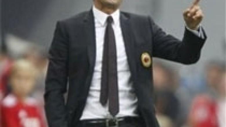 Allegri kërkon Kupën e Italisë me Milanin
