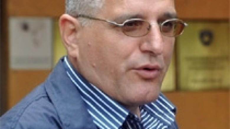 Gjykata urdhëron arrestimin e Zharkut