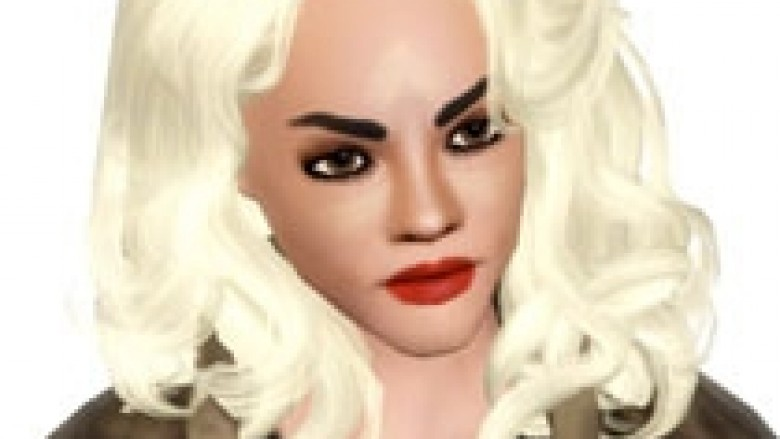 Rita Ora personazh në lojëra kompjuterike