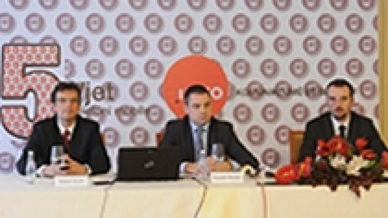 IPKO, për nëntë muaj 52 milionë euro të hyra