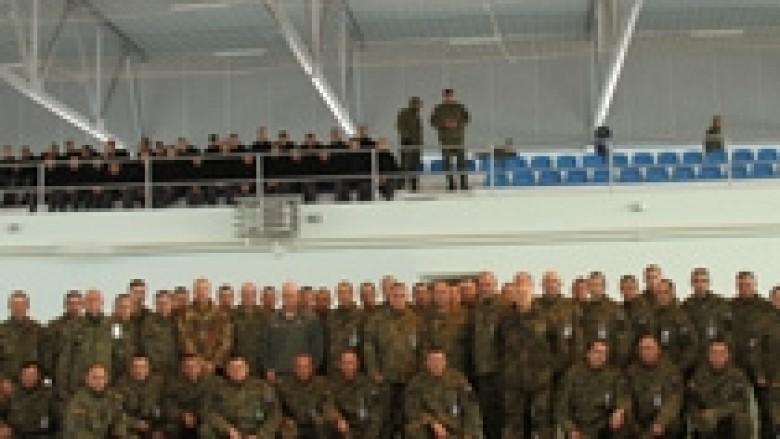 Dyzet nënoficerë të FSK-së kryejnë kursin e lartë të nënoficerit