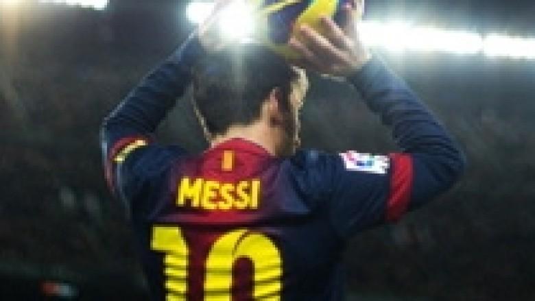 """""""Fat të jetosh në epokën Messi"""""""