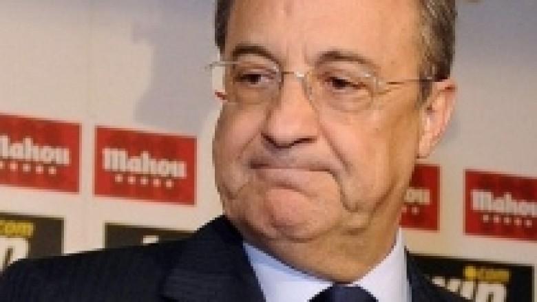 Florentino: Real Madridi është prapa Vilanovas
