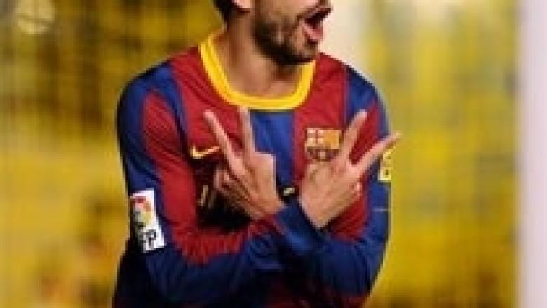 Pique: Gjyshi më ka mësuar si të jem barcelonist