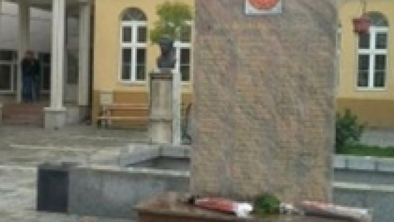 Dacic kërkon rrënimin e përmendores në Preshevë