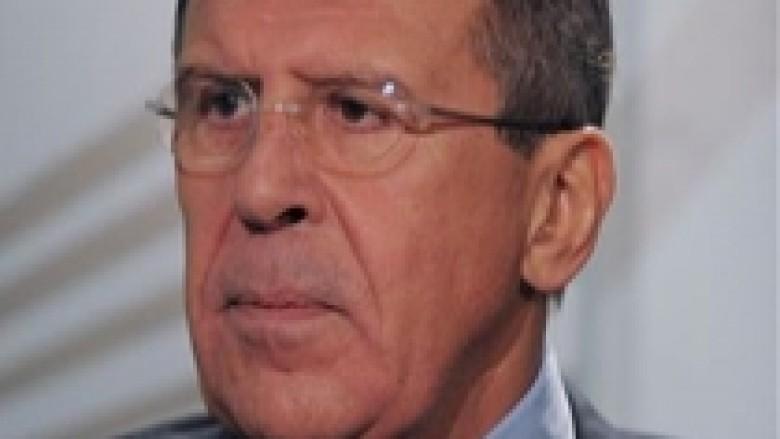 Lavrov: Armatimi kimik i Sirisë nën kontroll