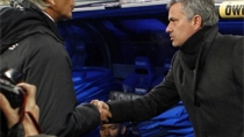 A ishte Mourinho më i mirë se Pellegrini?