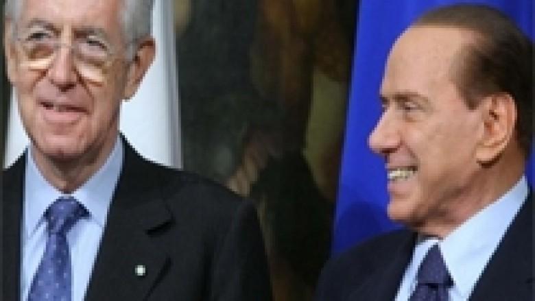 Monti e refuzon ofertën e Berlusconit për koalicion