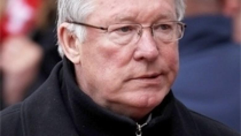 Ferguson: Van Persie ka mundur të vdiste