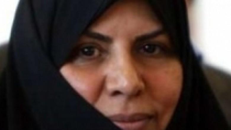 Ahmadinexhad shkarkoi të vetmen ministre të qeverisë