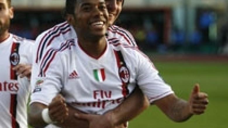 Galliani: Robinho do të shitet te Santosi