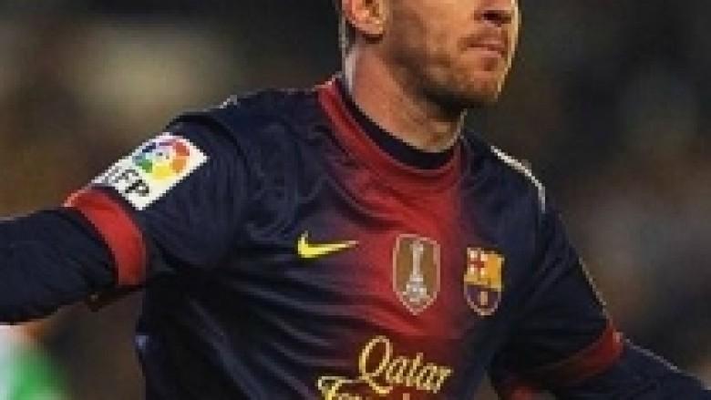 Top 10 golat e Messit në vitin 2012 (Video)