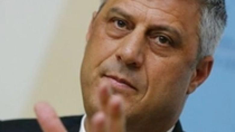 Për Thaçin, Kosova ka ndryshuar pozitivisht