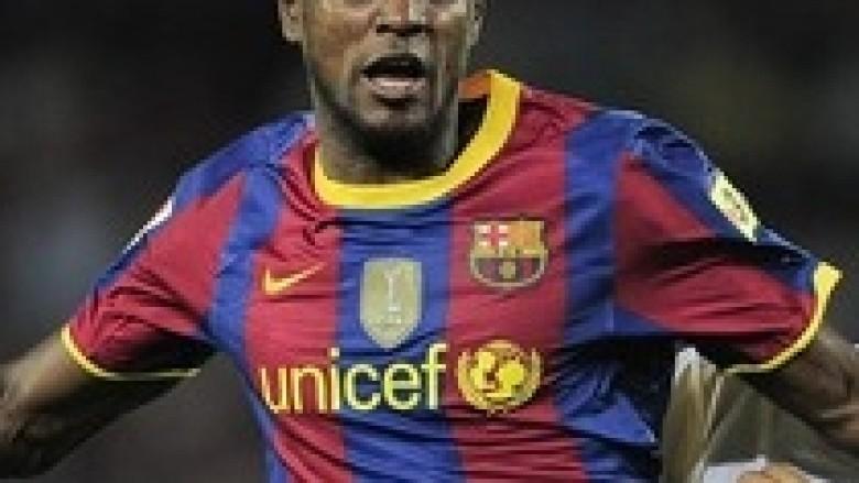 Abidal: U ktheva në futboll për Titon