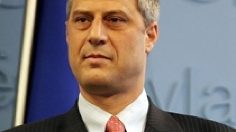 Thaçi: Nuk do të jem kandidat për kryeministër