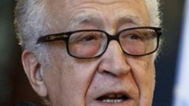 Brahimi: Situa në Siri – shumë e keqe