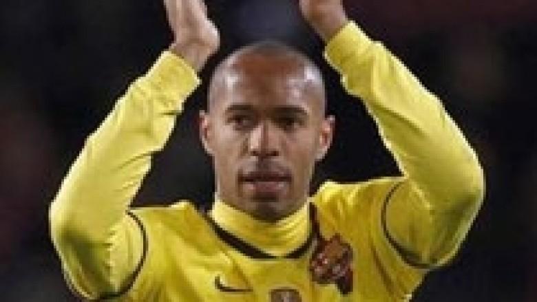 Henry do të nënshkruajë me Arsenalin