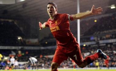 Suarez përgëzon Liverpoolin për suksesin