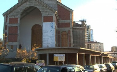Katedralja në Prishtinë, gati një dekadë në ndërtim (Video)