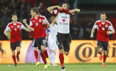 Ende flisni për Mavrajn? Ky gol i luanit tonë na ktheu shpresën, na çoi në Euro 2016! (Video)