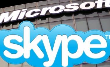 Microsoft lejon qasje në shërbimet e saj përmes llogarisë së Skype