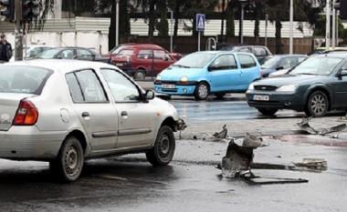 Shkup, 33 aksidente dhe 12 të lënduar vetëm për një javë