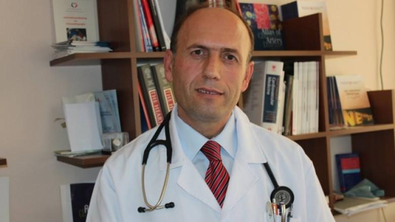Prof. Assoc. Gani Bajraktari, MSc, PhD, FESC, FACC- Profesor i Mjekësisë Interne – Kardiologji